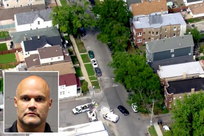 Chicago cop allegedly shoved flashlight into teen's buttocks