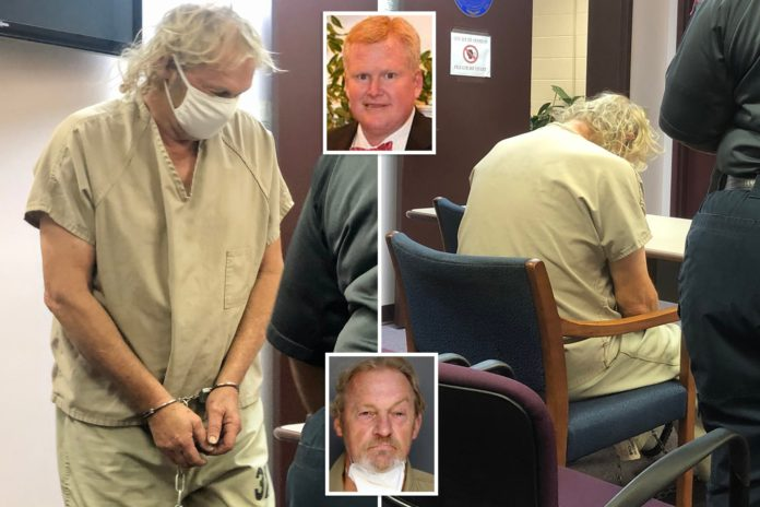 Man charged with shooting Alex Murdaugh appears in court, bond at $55K