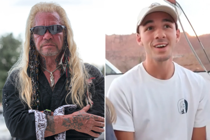 Dog the Bounty Hunter says he's on Brian Laundrie's trail