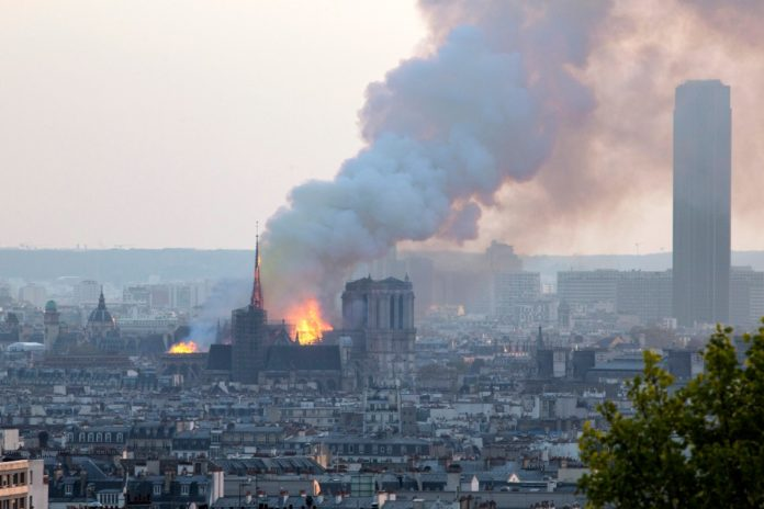 Notre Dame Cathedral ready for repairs 2 years after fire