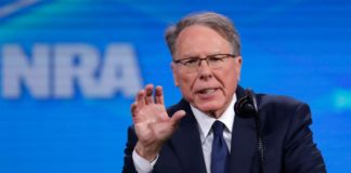 NRA board member calls for ouster of CEO Wayne LaPierre in lawsuit