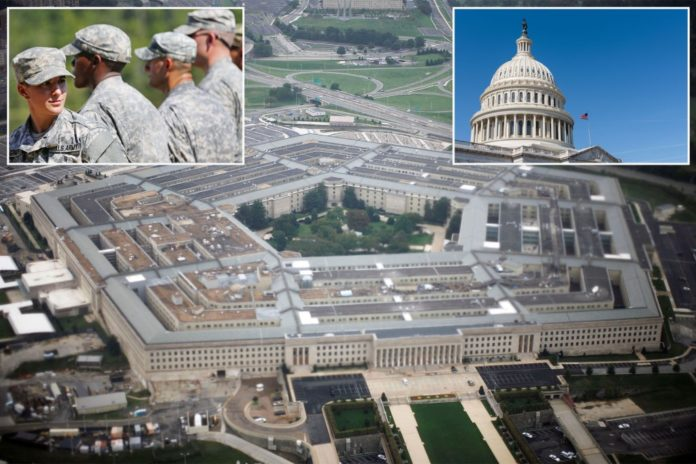 House boosts Pentagon budget by $24B over Biden's ask, OKs women in draft