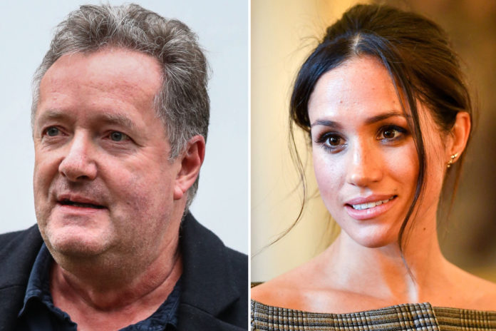 Piers Morgan cleared by media regulator for Meghan Markle comments