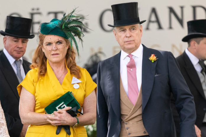 Prince Andrew wants to remarry Fergie: report
