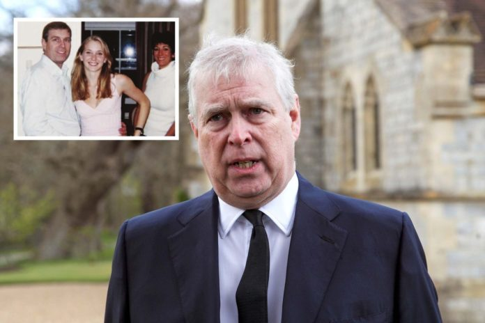 Prince Andrew's lawyer can be served lawsuit papers: judge