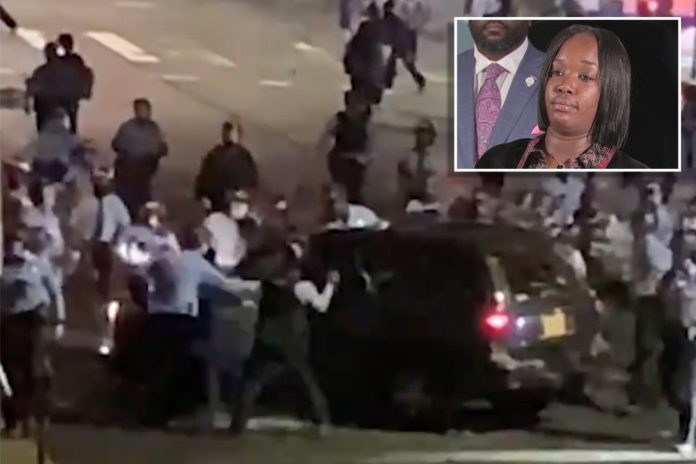 Philadelphia to pay $2M to woman pulled from car, beaten by police