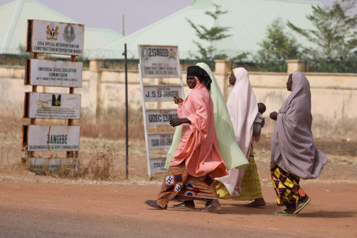 Five girls rescued after Nigeria's latest mass kidnapping, police say