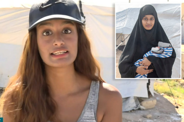 ISIS bride Shamima Begum would 'rather die' than rejoin group