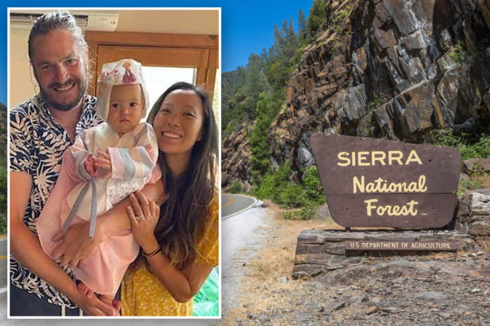 CA trail where family found dead closed due to 'unknown hazards'