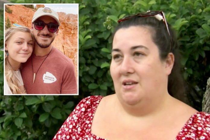 Brian Laundrie's sister downplays fighting with Gabby Petito