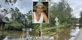 Search continues for man whose arm was torn off by alligator