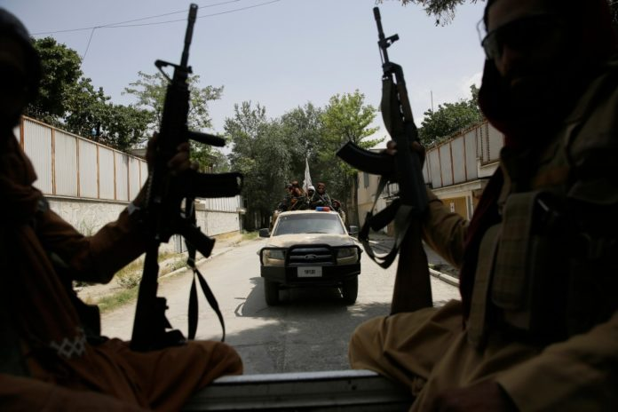 Taliban warns against flyovers as US relies on 'over the horizon' ops