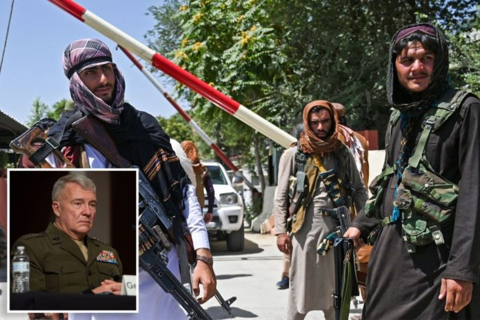 US warned Taliban to stay out of Kabul or be attacked: report