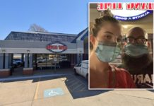 Texas couple kicked out of restaurant after wearing masks