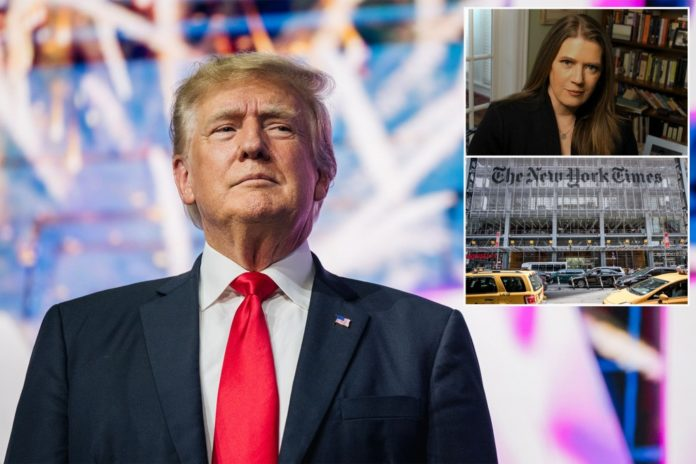 Trump sues New York Times, niece Mary Trump for uncovered tax documents