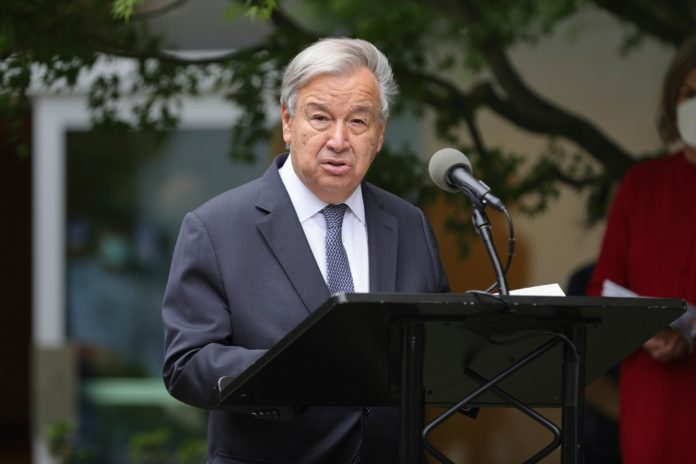 UN secretary-general urges US and China to repair relationship