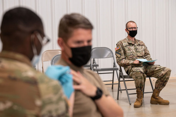 US Army orders active soldiers to be vaccinated by December