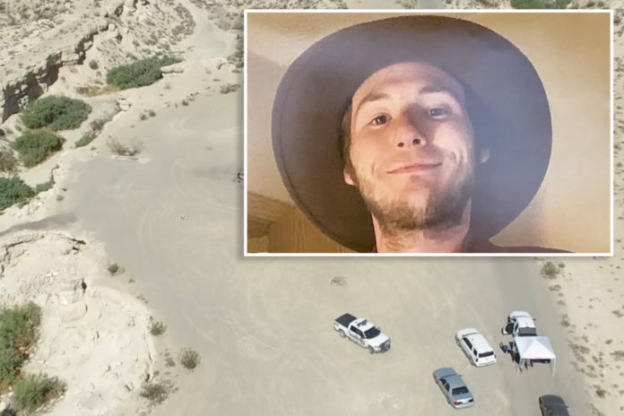 Las Vegas man tortured with blowtorch, forced off cliff