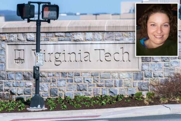 Virginia Tech instructor apologizes to students of color for being white