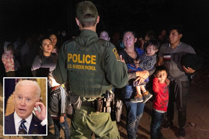 Around 160,000 illegal immigrants released into the US since March: report