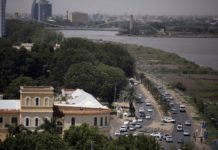 Sudan coup has official detained, internet down