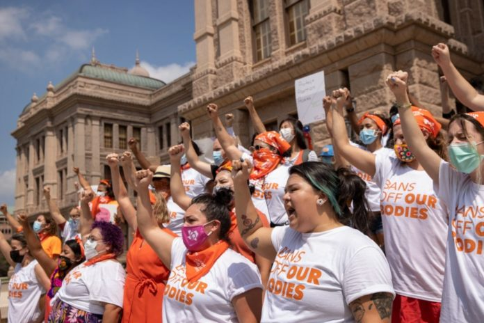 Nation's most restrictive abortion law back in Texas court