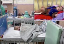 Afghan children face death through starvation and malnutrition
