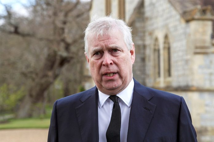 Prince Andrew delayed meeting new granddaughter Princess Beatrice due to sexual abuse lawsuit
