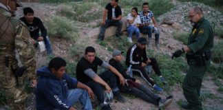 Border patrol arrests at highest level in 35 years: report