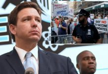 DeSantis wants to pay unvaccinated cops $5K to relocate to Florida