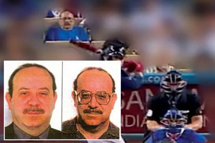 Fugitive John Ruffo was not man seen at Dodgers game: feds