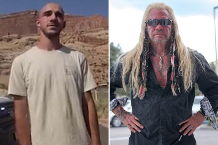 Dog the Bounty Hunter urges Brian Laundrie to surrender