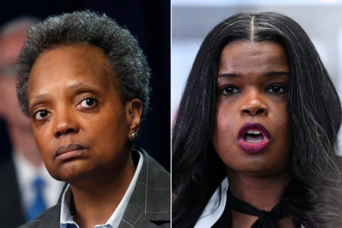 Chicago Mayor Lori Lightfoot, State Attorney Kim Foxx clash over deadly shootout