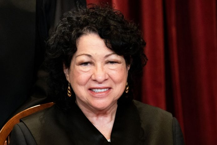 Sotomayor reveals why Supreme Court oral argument format changed