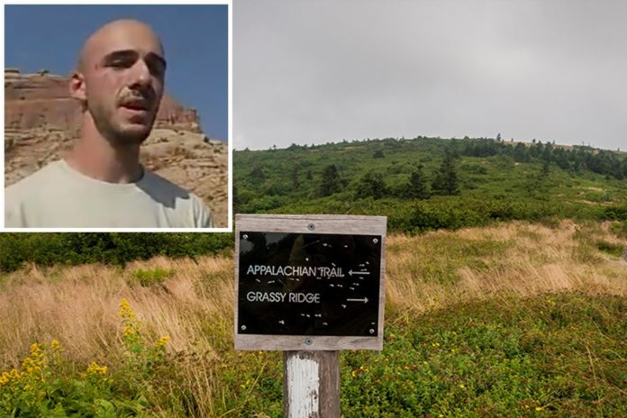 Brian Laundrie may have been spotted on Appalachian Trail