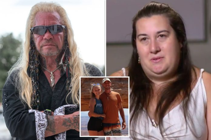 Dog the Bounty Hunter thinks Laundrie's sister knows more than she's saying