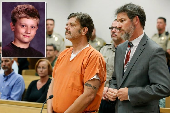 Mark Redwine, dad who killed son over his fetish pics, gets 48 years