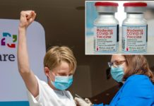 Moderna says its COVID vaccine safe, effective for kids 6-11