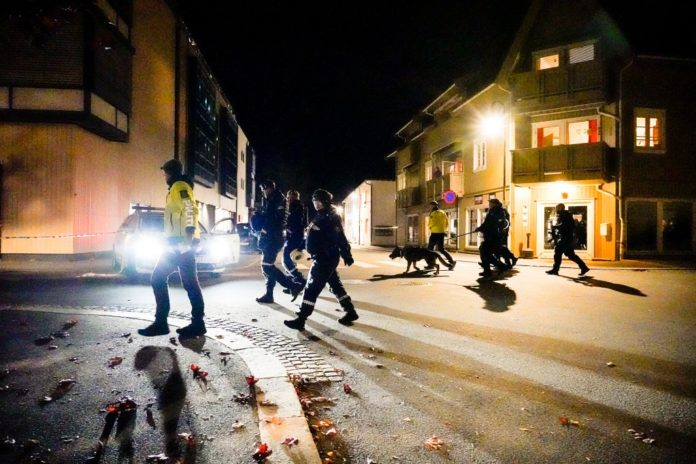 Norway bow-and-arrow suspect was flagged for radicalization
