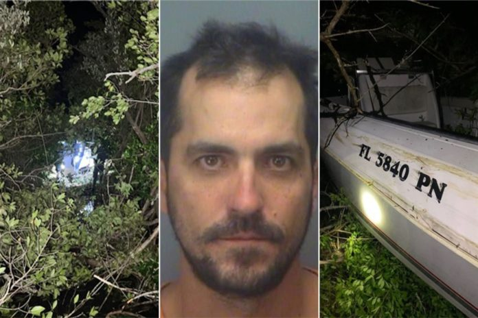 Alleged Capitol rioter arrested for boozy Florida boat crash