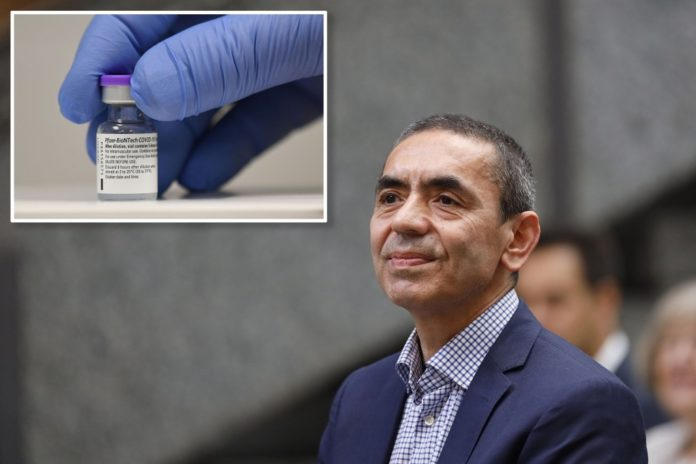 BioNTech says new COVID-19 vaccines may be needed next year