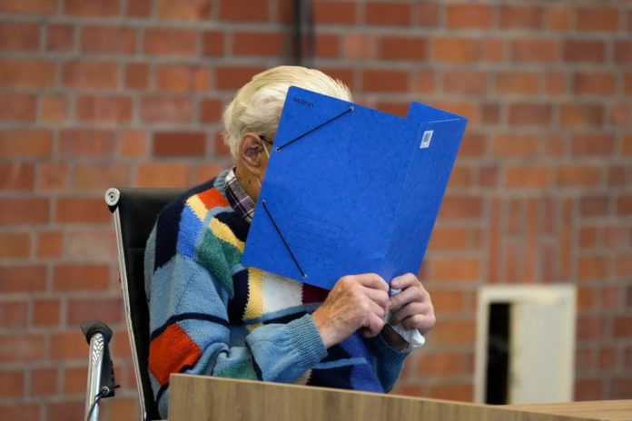 100-year-old former Nazi camp guard goes on trial in Germany