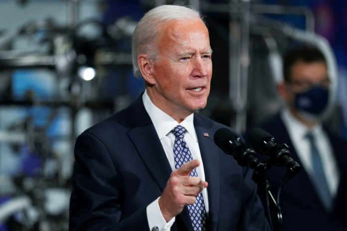 Biden hits road to sell US on $4.7T bills Dems won't buy