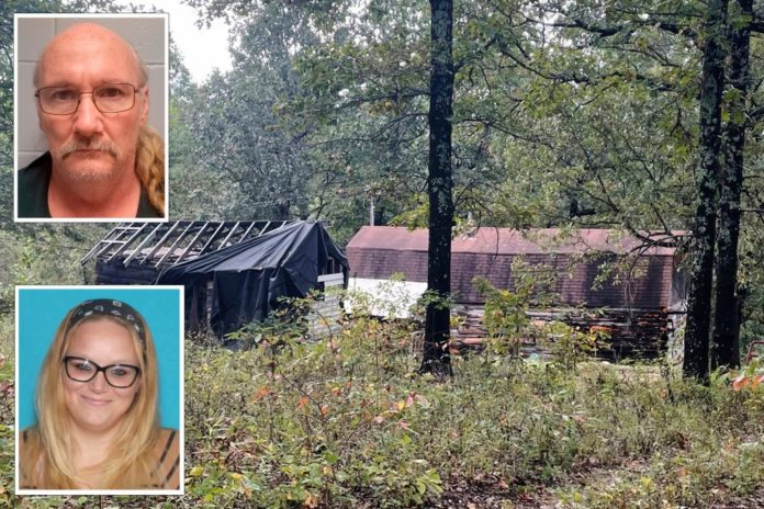 Missouri home where missing woman was caged burns down