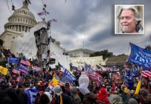 House Democrats vote to hold Steve Bannon in contempt of Congress