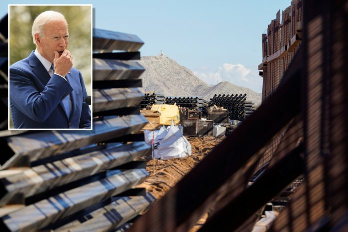 $100 million in border wall materials wasted in Texas: report