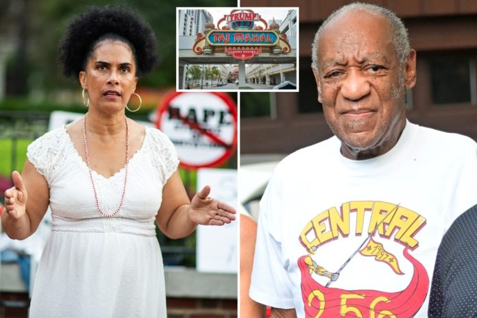Bill Cosby accuser says he drugged, raped her in Atlantic City: suit