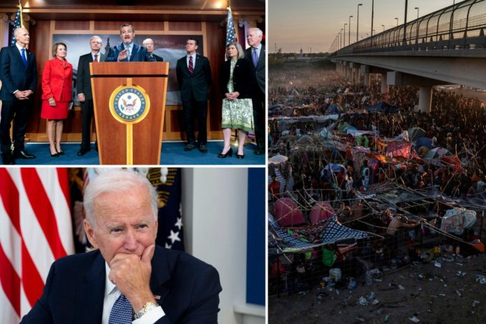 Republicans urge for transparency from Biden on border crisis