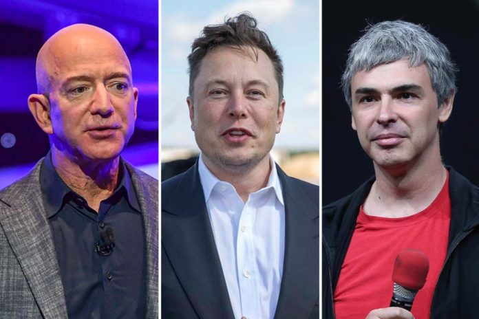 Why Bezos, Musk, Page and other billionaires want to live forever