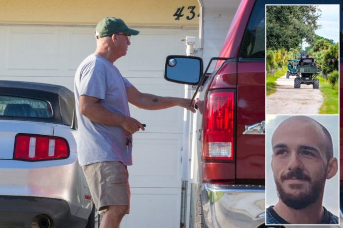 Brian Laundrie's dad Chris to join search for fugitive son: lawyer
